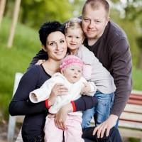 Rodinné foto, Jablonec na Nisou