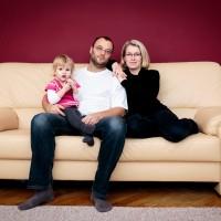 Profesionální rodinné foto