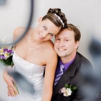 Svatební foto ze Severočeského muzea v Liberci (© Jan Jirouš)