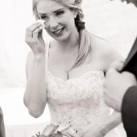 Momentka ze svatebních gratulací (© Jan Jirouš)