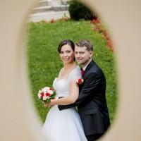 Svatební foto - Libeňský zámek v Praze