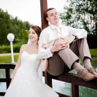 Svatební focení v prostředí Hotelu Galatea v Mladé Boleslavi (© Jan Jirouš)