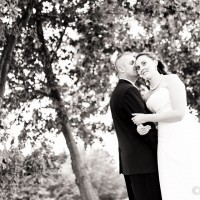 Svatební inspirace, portrét novomanželů (© Jan Jirouš)