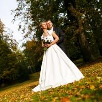 Podzimní svatba na Hrubém Rohozci (© Jan Jirouš)