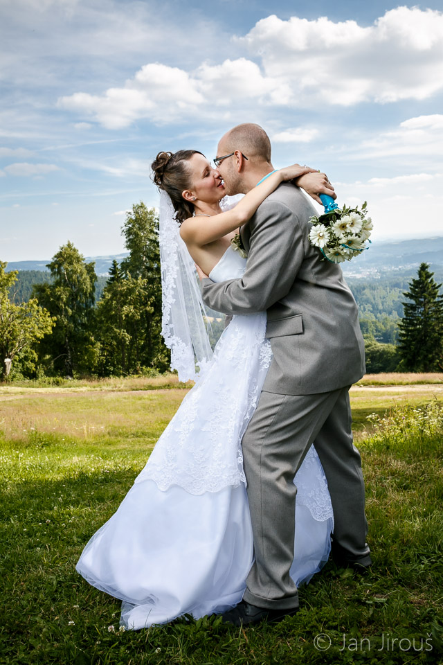Svatební inspirace - Loučná (© Jan Jirouš)