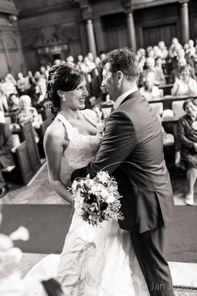Svatební obřad na liberecké radnici (© Jan Jirouš)
